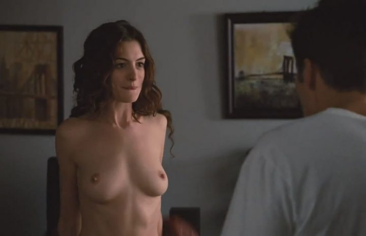 Collection of the Hottest Anne Hathaway Topless and Naked Pictures