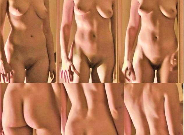 Collection of Naked Scarlett Johansson Scenes from Under the Skin (2013)