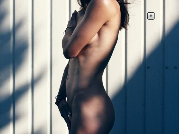 Fit Beauty Hope Solo Posing Naked for ESPN Body Issue (12 Photos)