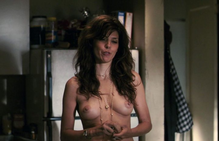 Naked Marisa Tomei Getting Fucked on All Fours in a Movie