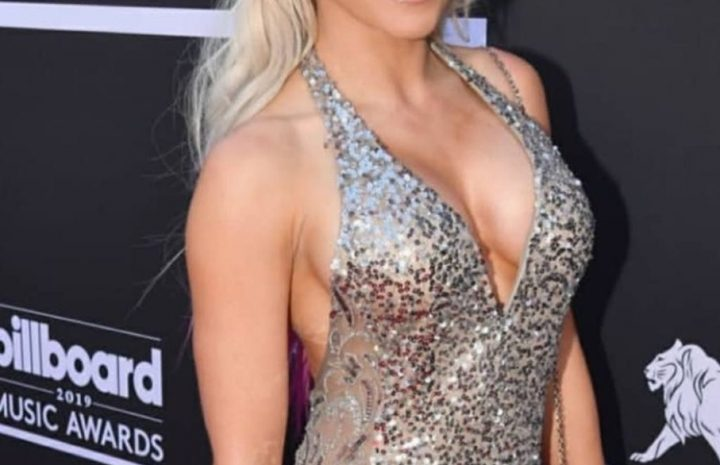 WWE's Alexa Bliss Shows Her Cleavage on the Red Carpet (20 Photos)