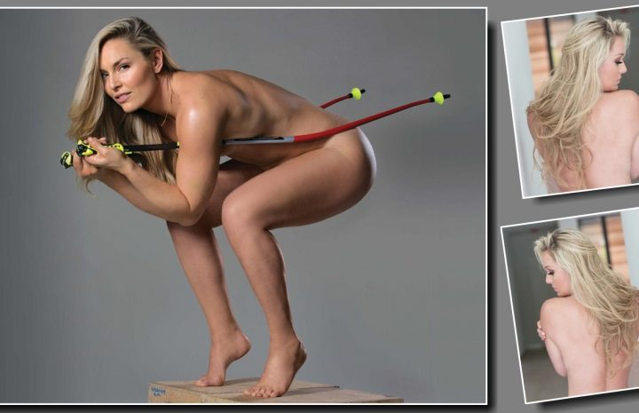 Random Sexy Pictures of Lindsey Vonn, Including a Naked Photo