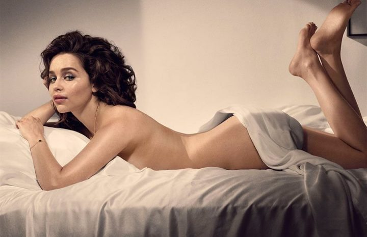 Emilia Clarke's Sexiest Photos Compiled in One HQ Gallery