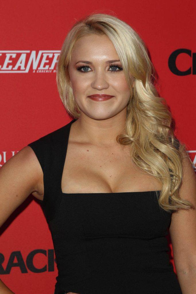 Blonde Emily Osment Looks Sensational at Some Event (10 ...