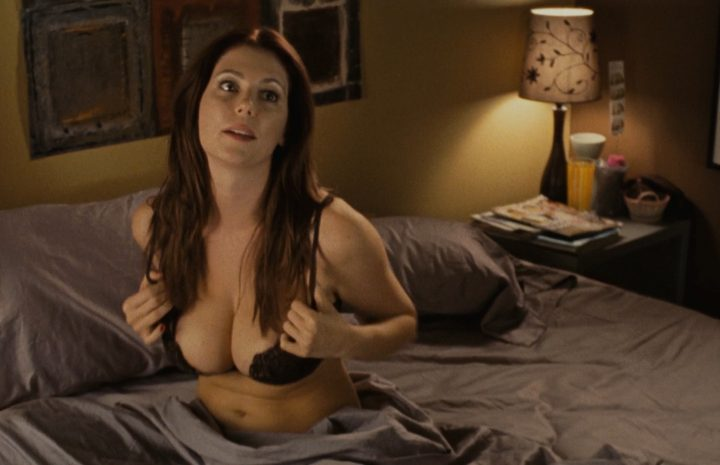 Diora Baird's Hottest Screencaps from Young People Fucking (2007)