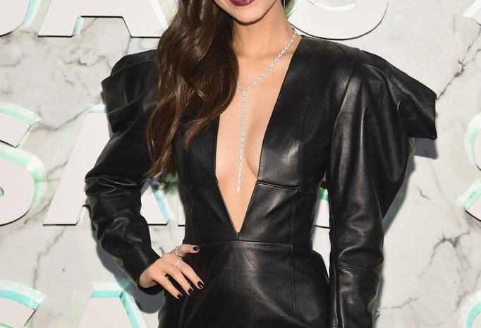 Leather-Clad Victoria Justice Looks Impressive as All Fuck