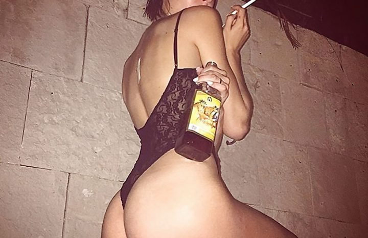 All the Best Pictures Focusing on Willa Holland's Big Butt