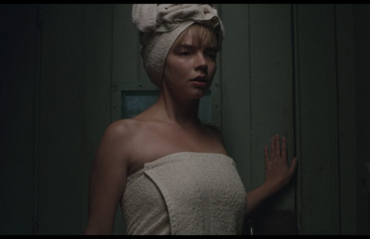 Sexiest Anya Taylor-Joy Screencaps from The Long-Awaited The New Mutants (2020)
