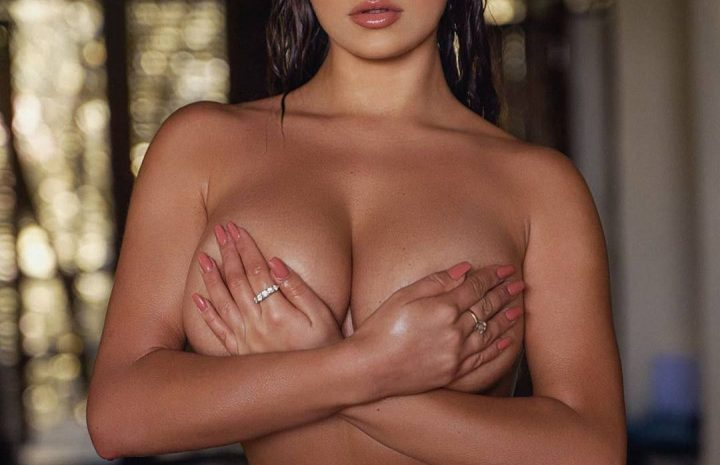 Deep and Diverse Collection of Demi Rose Pictures from Social Media