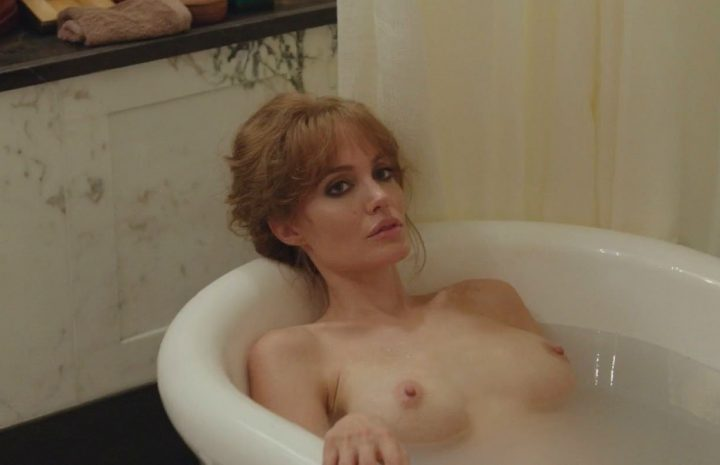Topless Screencaps of Gorgeous Hollywood MILF Angelina Jolie