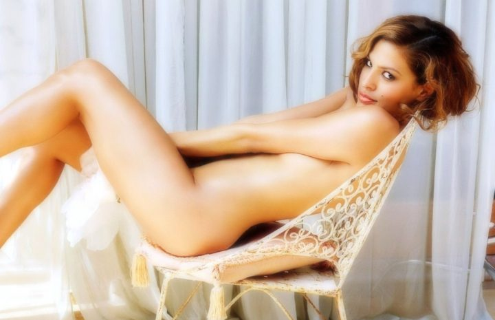 Inclusive Collection of Nude and Sexy Eva Mendes Pictures