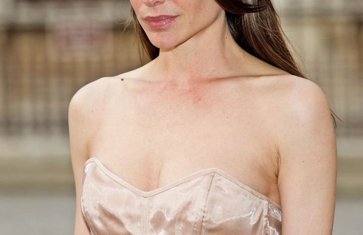 Ageless Beauty Claire Forlani Showing Her Awesome Boobs