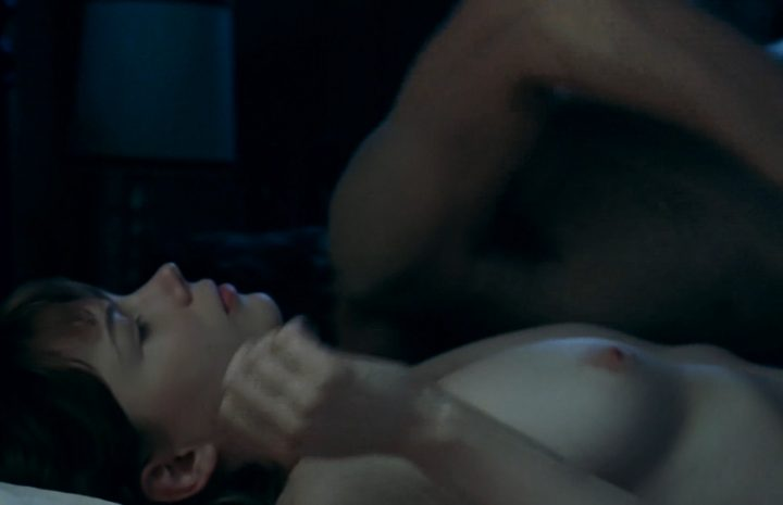 Beautiful Michelle Williams Showing Her Big, Juicy Breasts in a Sex Scene