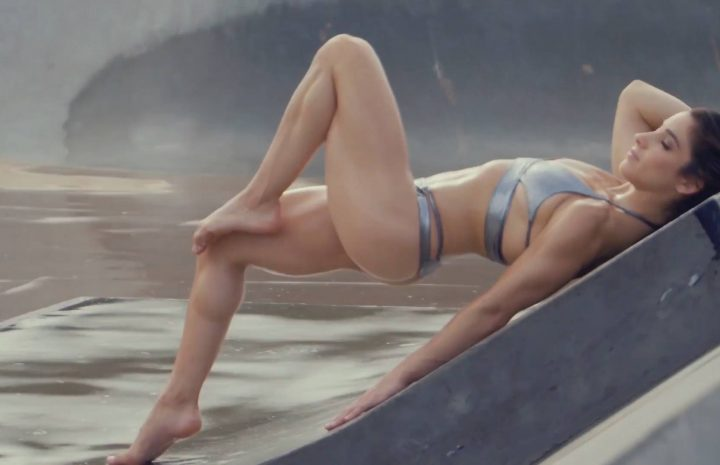 Aly Raisman and Other Athletes Get to Showcase Their Perfect Bodies