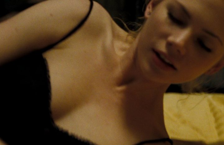 Stunning Michelle Williams Spreads Her Legs and Gets Fucked Deep