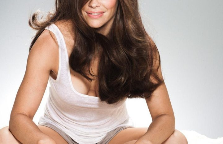 Effortlessly Cute Evangeline Lilly Showing Her Legs, Feet, and More