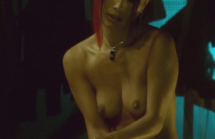 Selection of the Best Bai Ling Topless and Naked Scenes – The Gene Generation