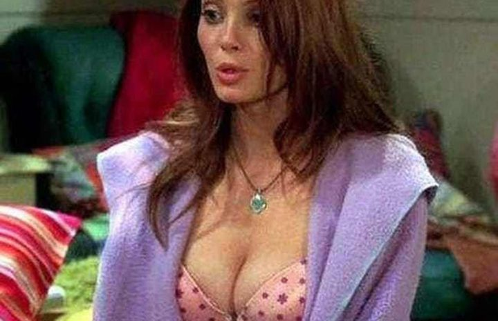 Random Collection of Sexy April Bowlby Screencaps and Bikini Pictures