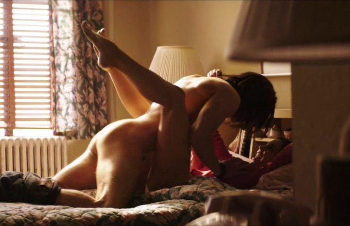 Sexy Screencaps of Lyndsy Fonseca and Other Kinky Ladies – Down Dog (2015)