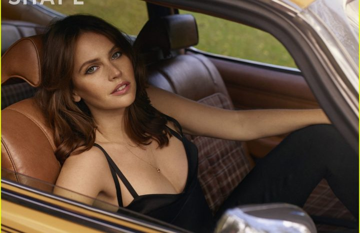 Hot Felicity Jones Pictures from Different Magazines and Photoshoots