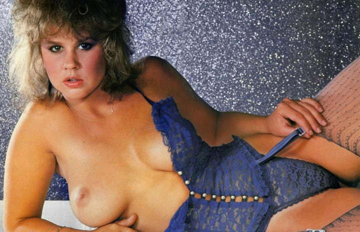 Hollywood Legend Linda Blair Showing Her Big Boobs and Looking Real Cute